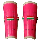 Workoutz Youth Pink Soccer Shin Guard (Pair)