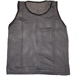 Youth Scrimmage Vest (Dark Gray, 1 Qty)