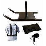 Workoutz Economy Speed Sled with Pulling Harness