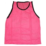 Youth Scrimmage Vest (Pink, 1 Qty)