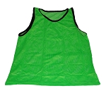 Youth Scrimmage Vest (Green, 1 Qty)