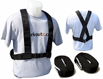 Workoutz Power Speed Harness- Large