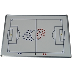 Workoutz Large (36 x 24) Soccer Tactics Board