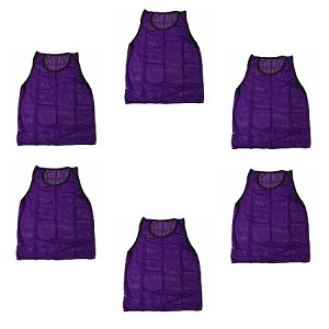 Adult Scrimmage Vest (Purple, 6 Qty)