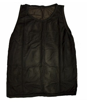 Youth Scrimmage Vest (Black, 1 Qty)