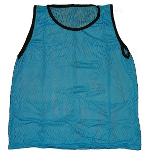 Youth Scrimmage Vest (Light Blue, 1 Qty)
