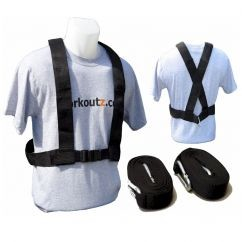 Workoutz Power Speed Harness- Regular