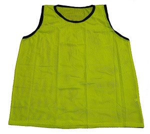 Adult Scrimmage Vest (Yellow, 1 Qty)
