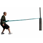 Workoutz Sprinting Resistance Bands (Heavy) (Green)